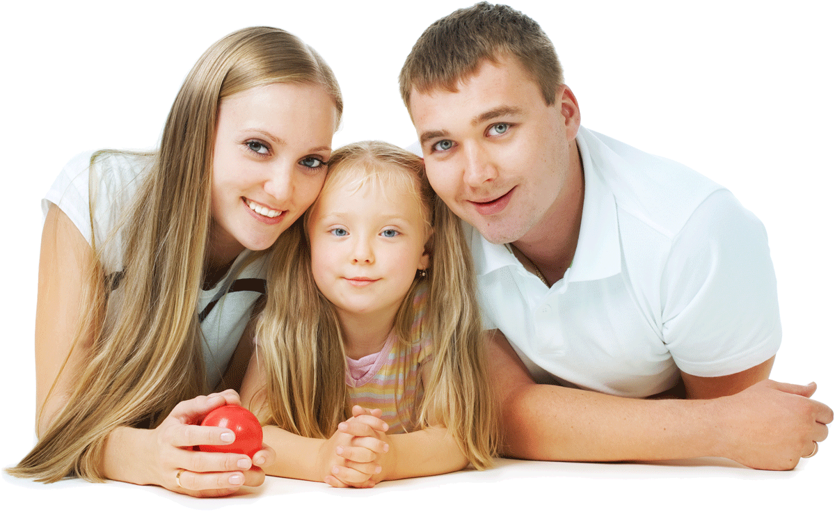 Opp Loans payday happy family